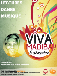 affiche Viva Madiba FIAP